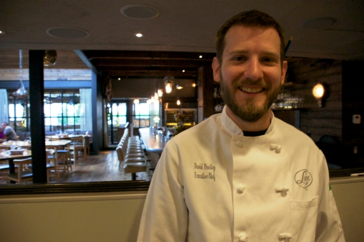 Executive Chef David Bradley Leaving Lure Atlanta