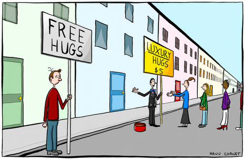 (Cartoon courtesy of Buzzhunt)