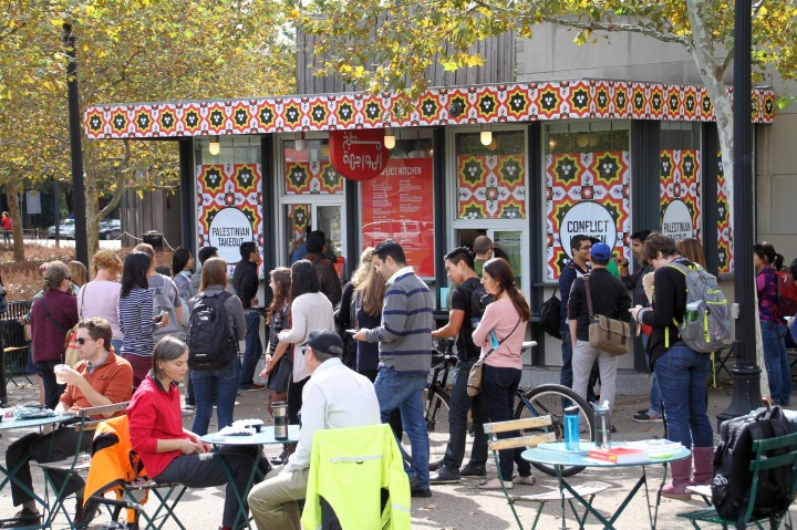 #QuotableMondays: Conflict Kitchen & Promoting Cultural Understanding