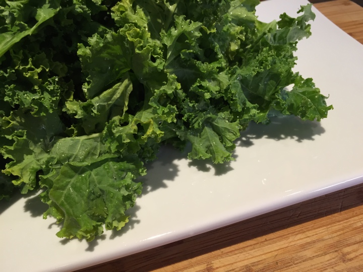 Crazy for Kale: Perfect Kale Chips for Pizza [Language NSFW]