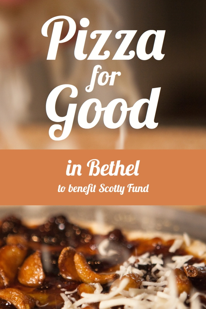 [VIDEO] Amazing Showing in Bethel for SCOTTY Fund & 'Pizza for Good'