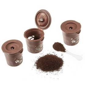 Reusable-Single-Cup-Coffee-Pods